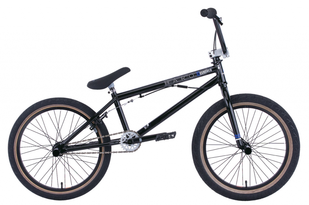 HARO 300.2 Gloss Metallic Black 2013.jpg